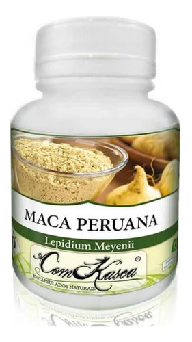 Maçã Peruana - 6 pote de 60 cápsulas