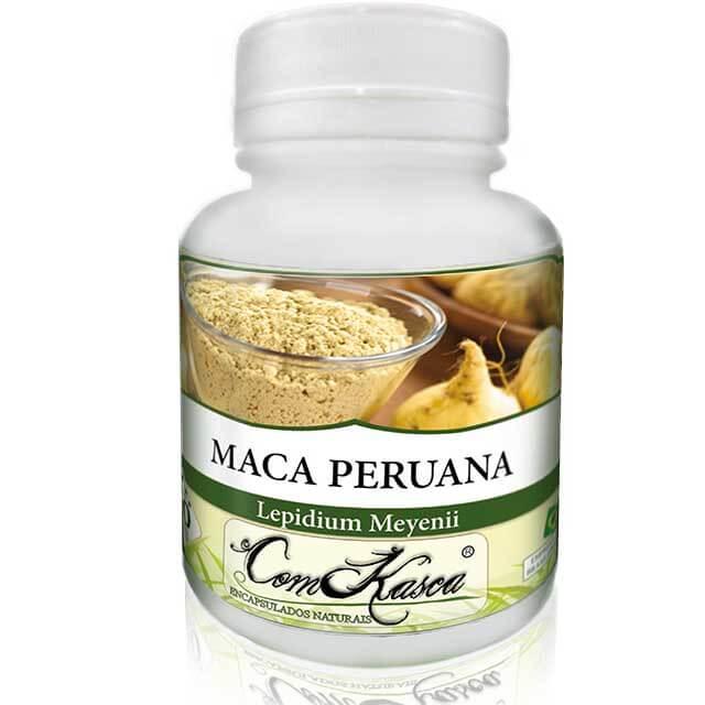 Maca Peruana ComKasca 60 caps