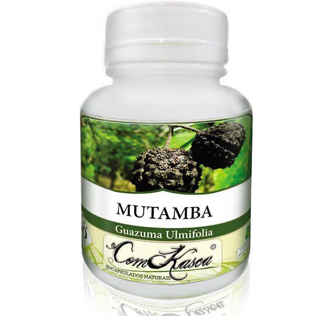 Mutamba ComKasca 60 caps