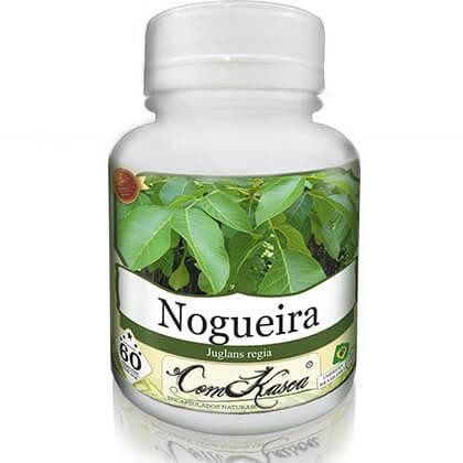 Nogueira ComKasca 60 caps