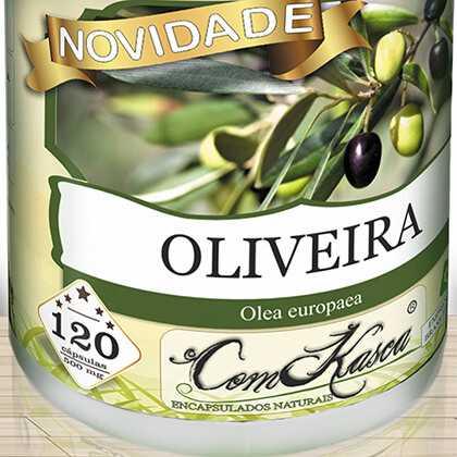 Oliveira 120 caps