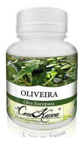 Oliveira - 4 potes de 60 cápsulas