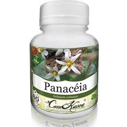 Panacéia ComKasca 60 caps