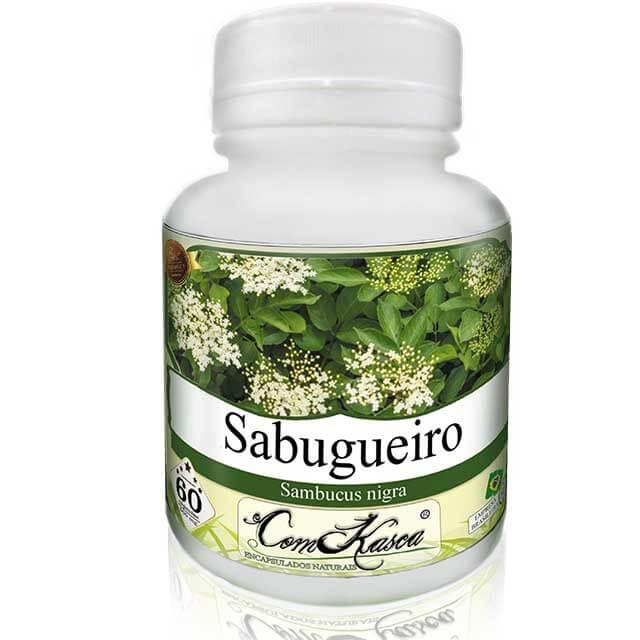 Sabugueiro ComKasca 60 caps
