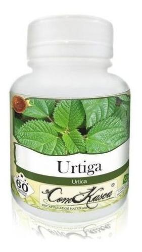 Urtiga - 6 potes com 60 cápsulas