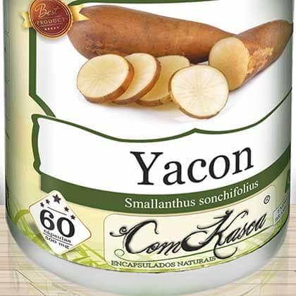 Yacon ComKasca 60 caps