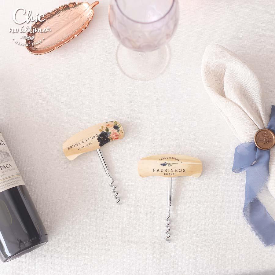 Abridor de vinho Navy