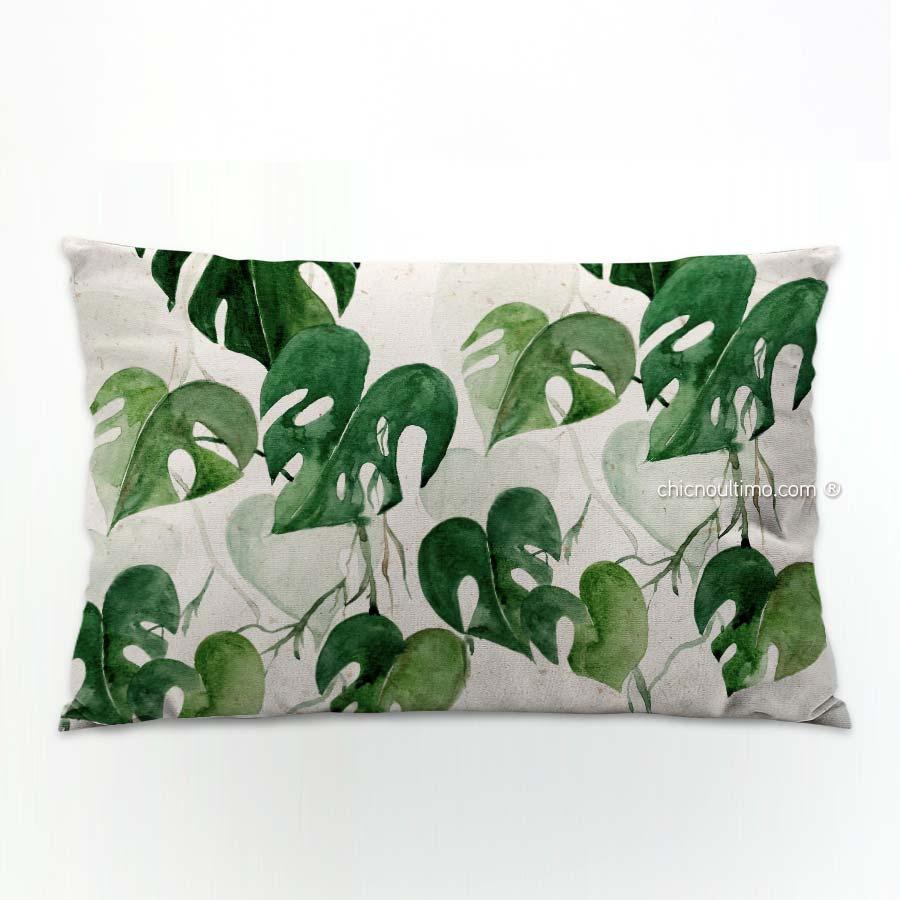 Capa de Almofada | Folhas