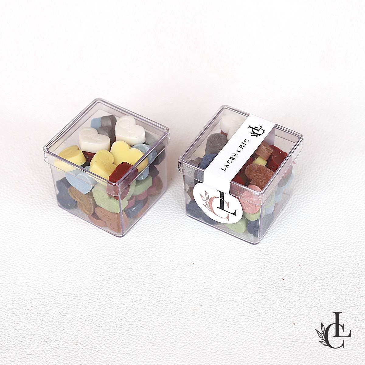Cera para derreter pacote 45g | mix de cores