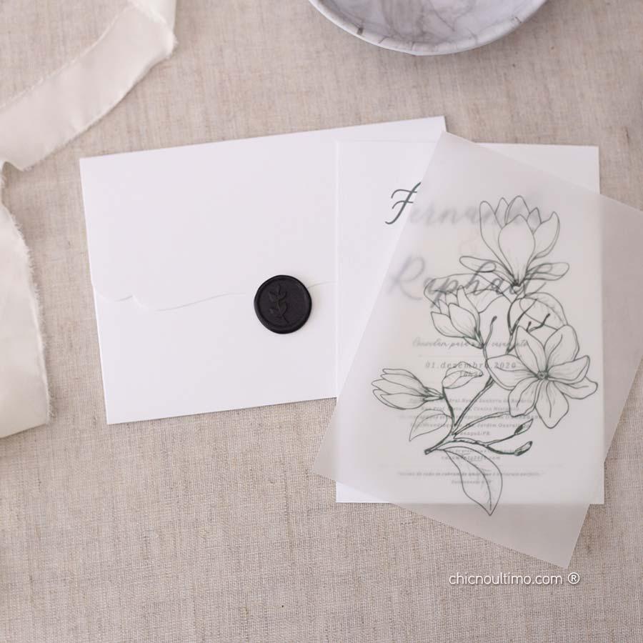 Cotton - Convite Completo