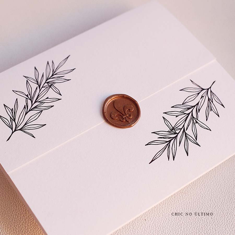 Ônix Pocket | convite pronto