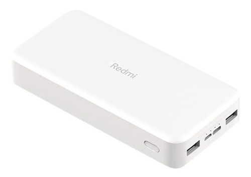 Carregador Portátil Xiaomi 20000mah Quick Charge 3.0 Turbo