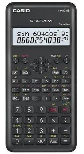 Calculadora Científica Casio Fx-82ms 2 Edição Novo Design