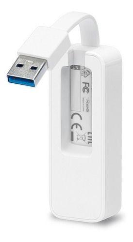 Adaptador De Rede Ethernet Tp-link Ue300 Usb 3.0 1000 Mbps