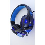 Headset Gamer Fone Ouvido 7.1pro P2 Usb Led Pc Ps54 Celular