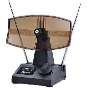 Antena Interna De Tv Sinal Uhf Vhf Fm Hde20 Vinik