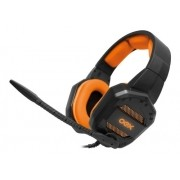 Fone Ouvido Headset Gamer Conquest Hs406 Oex Ps3 Ps4 Xbox Pc