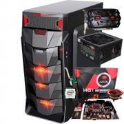 Pc Gamer I5 + Gt730 GDDR5 2gb + Ram 8gb +  Ssd 256gb + Fonte 500w + Gabinete Led Barato