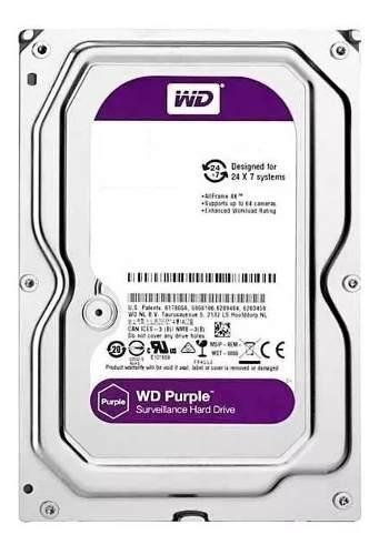 Hd Purple 2 TeraS Western
