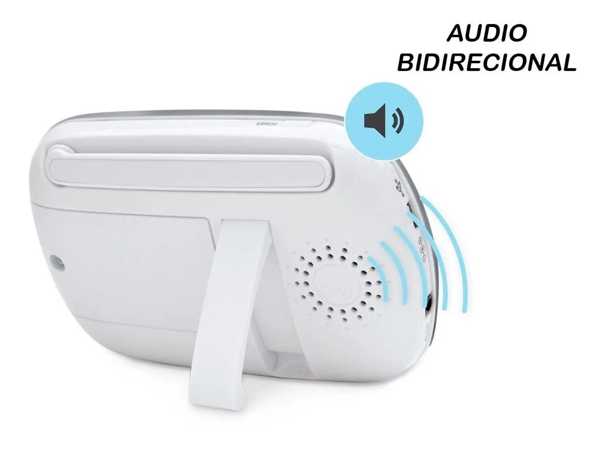 Babá Eletrônica Motorola Mbp36s Duas Camêras Visão Noturna