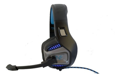 Fone De Ouvido Gamer 7.1 Surround X-soldado Led Ps4/pc/xbox