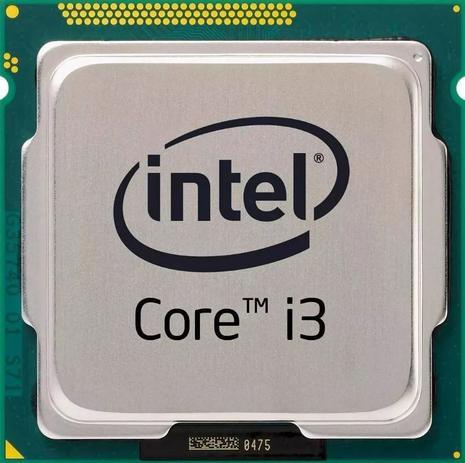 Pc Intel I3 + Memória Ram 4gb + Hd Ssd 256gb + Fonte 200w + Gabinete Preto