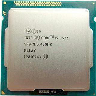 Processador Intel Core i5-3570 3,4GHz  LGA1155 Oem sem Cooler