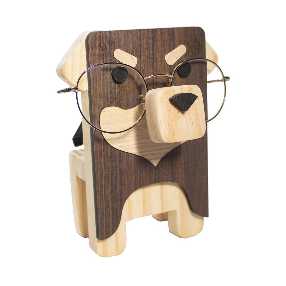 Porta Óculos Cachorro - Suporte Dog