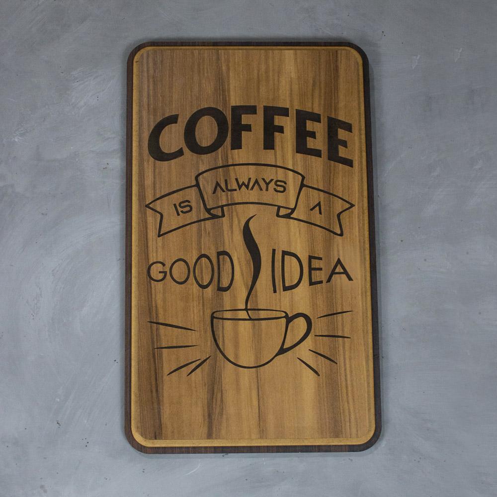 Quadro Coffee is always a good idea