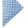 Guardanapo Algodão - Poá Azul