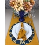 Trilho de mesa Mostarda