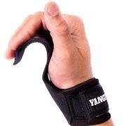 Luva Strap Hand Grip para Cross Training e Musculação  Par