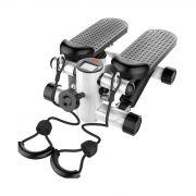 Mini Stepper Simulador de Caminhada Com Monitor e Regulagem De Peso