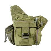 Mochila Tática Militar Transversal sholder bag 10 Litros