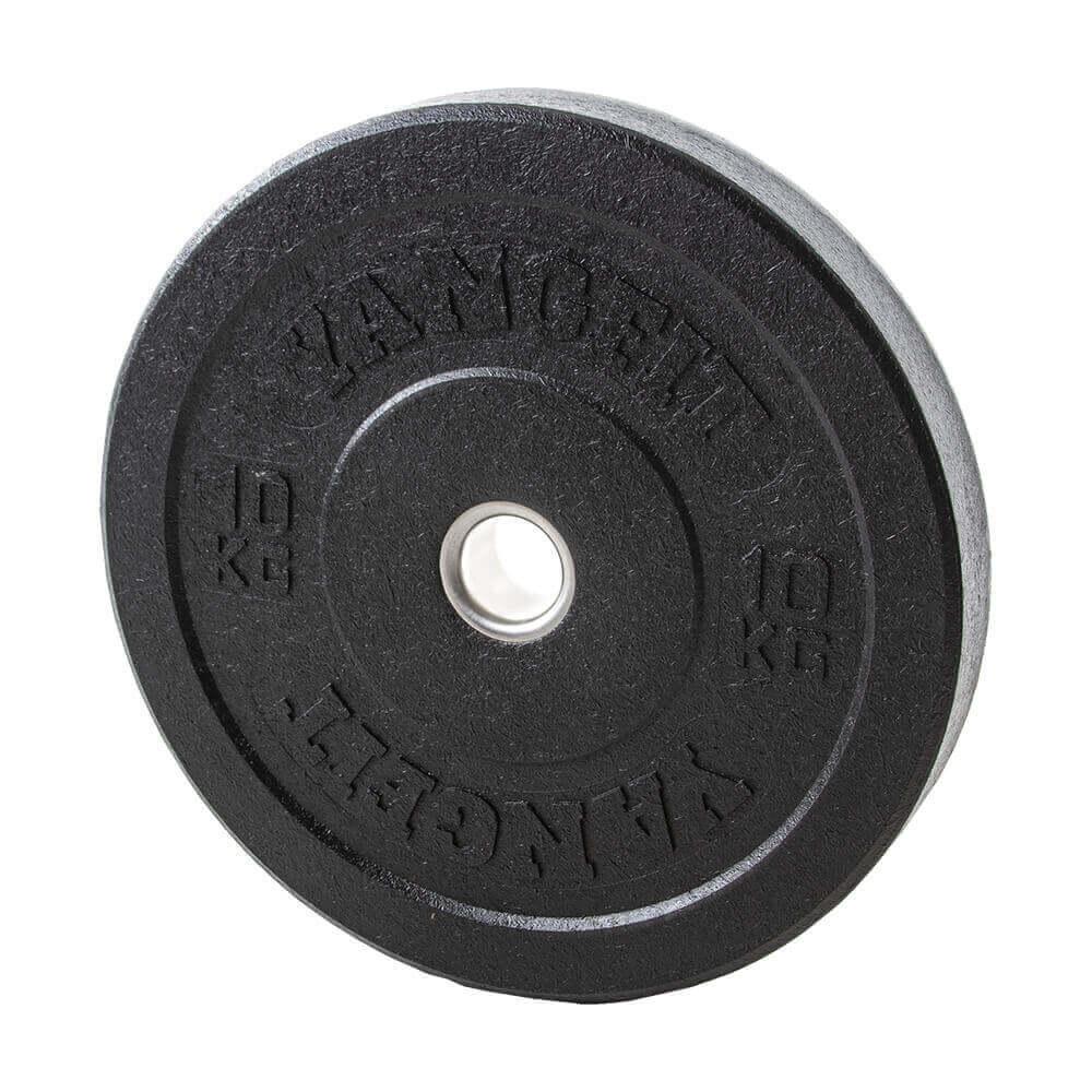 Anilha Olímpica Bumper Crumb Plate Hi Temp 10kg