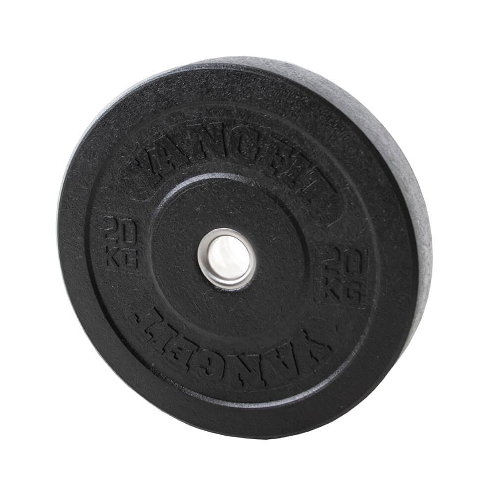 Anilha Olímpica Bumper Crumb Plate Hi Temp 20kg