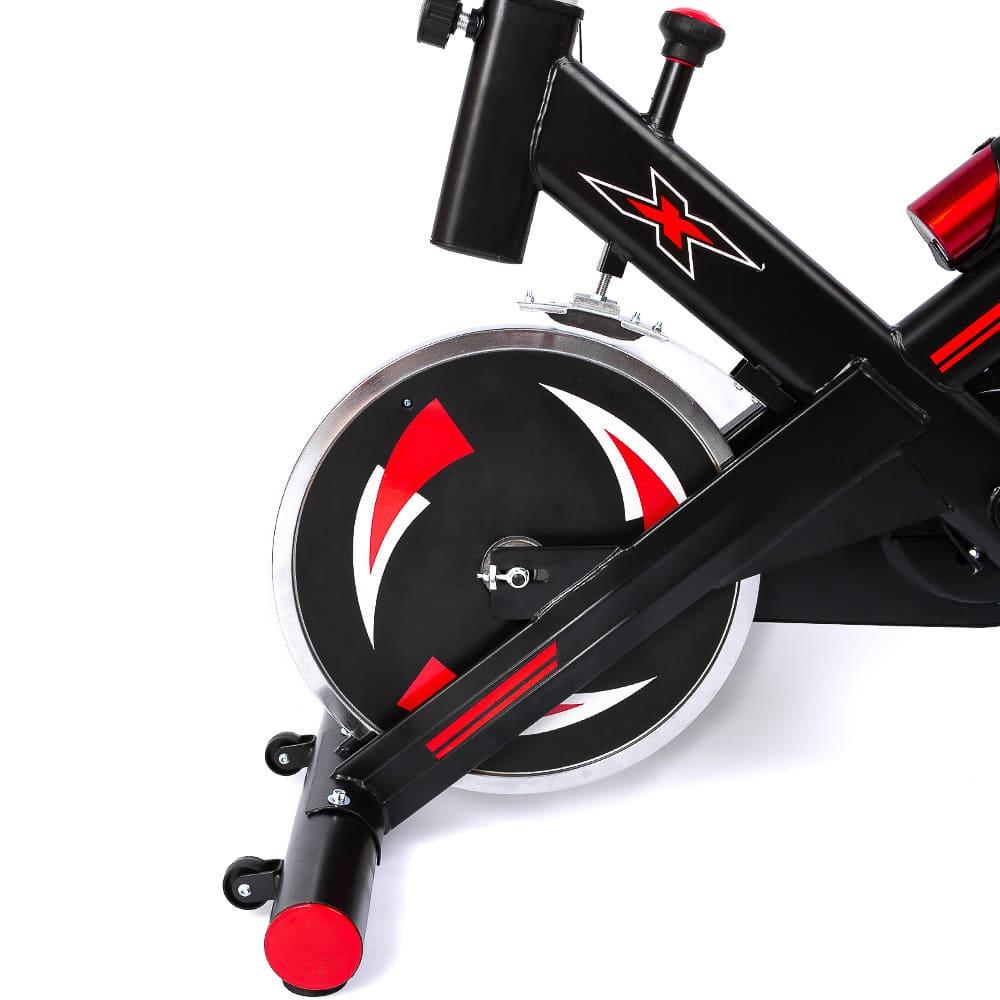 Bicicleta Spinning com Roda de Inércia