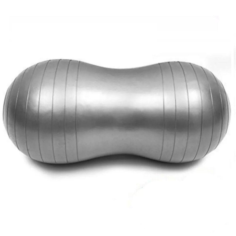 Bola Feijão para Pilates e Fisioterapia 90x45cm com Bomba