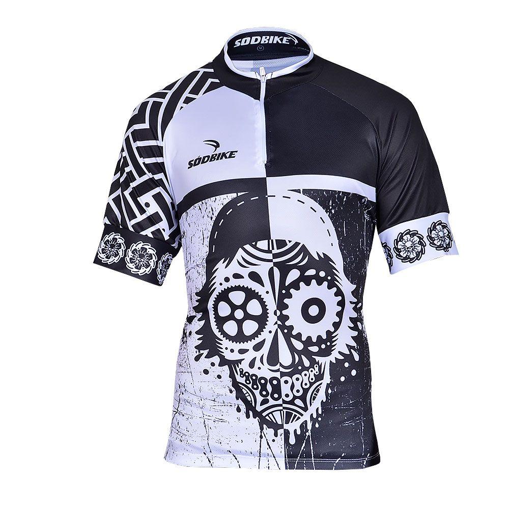 Camisa Ciclismo Caveira Bike