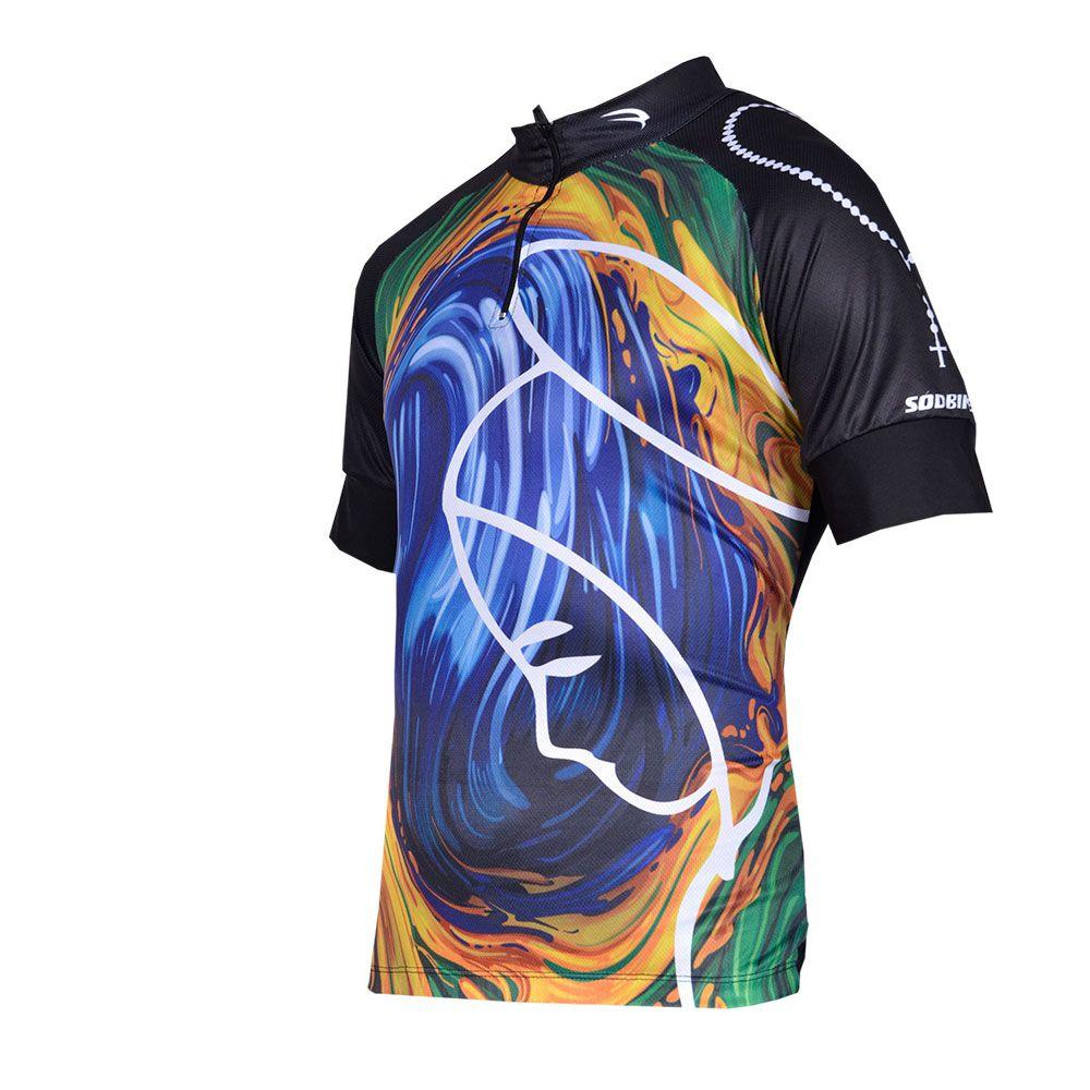 Camisa Ciclismo Nossa Senhora Brasil
