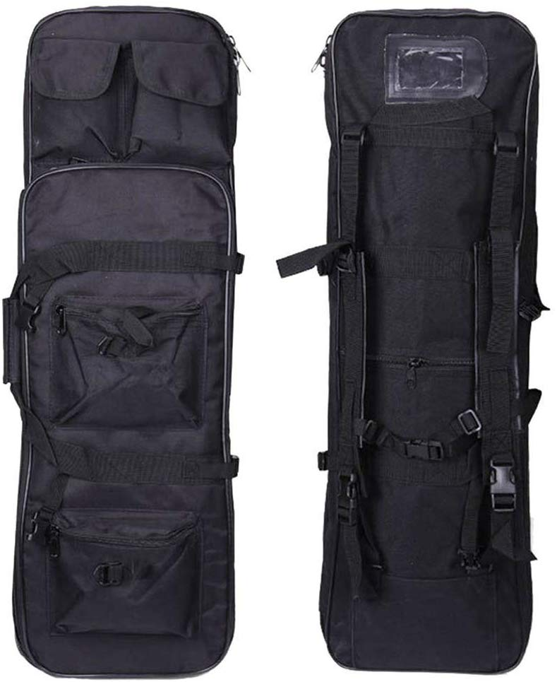 Capa Case Maleta Para Rifle Airsoft 100x28cm