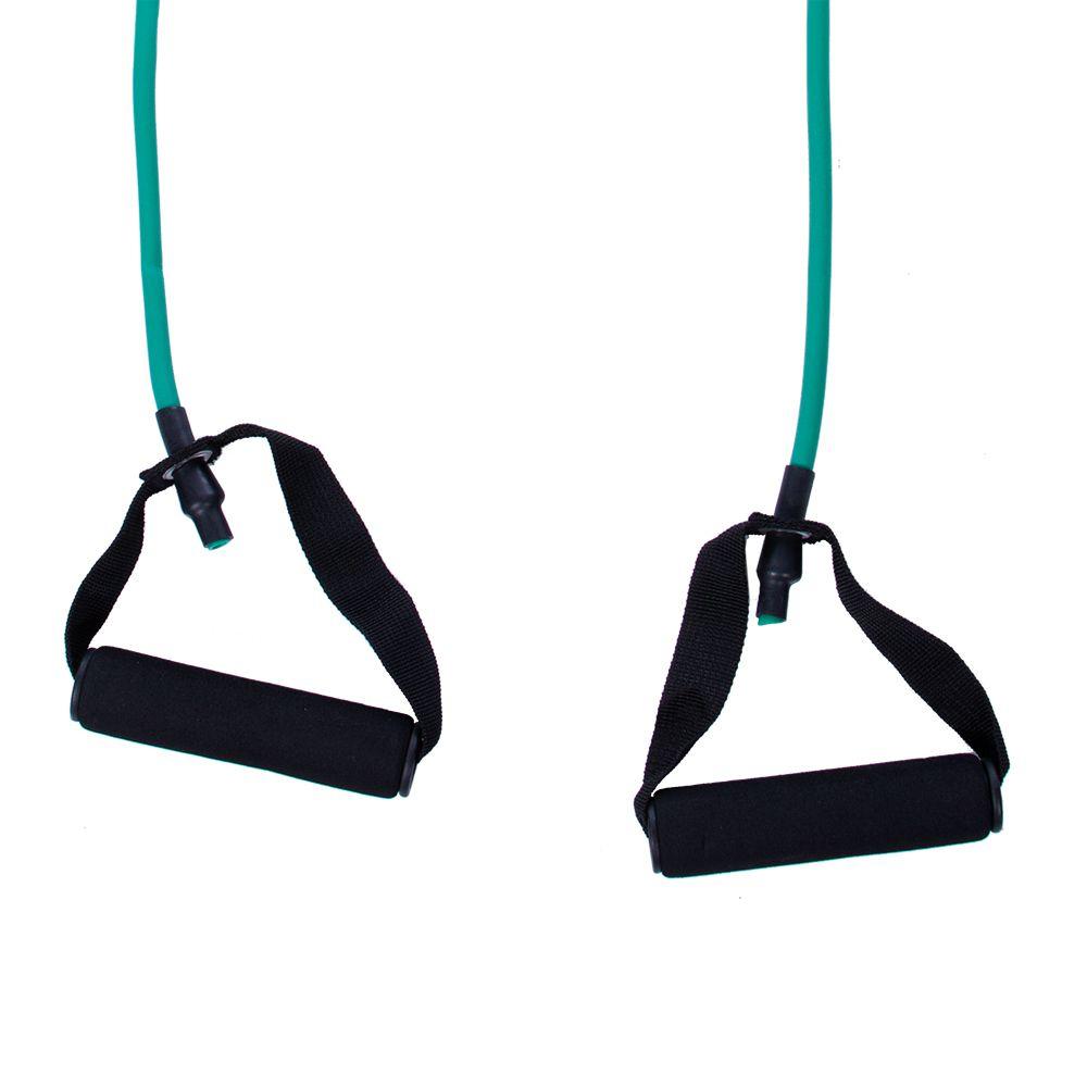 Extensor Elástico para Exercícios e Treino Funcional - Leve