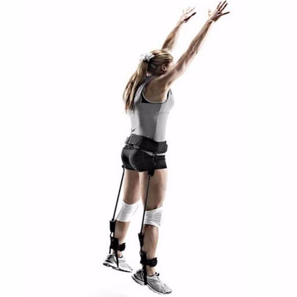 Kit Elásticos Resistência Vertical para Treinamento