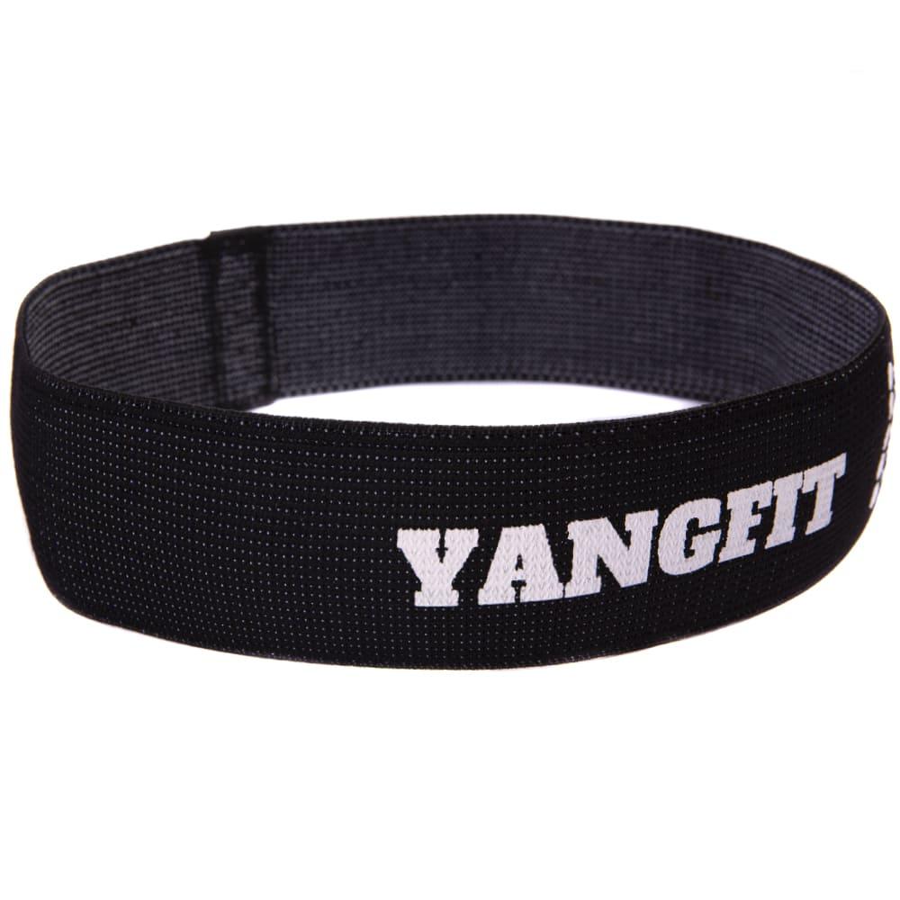 Kit Mini Band Tecido 4 Intensidades Faixa Elástica Yangfit