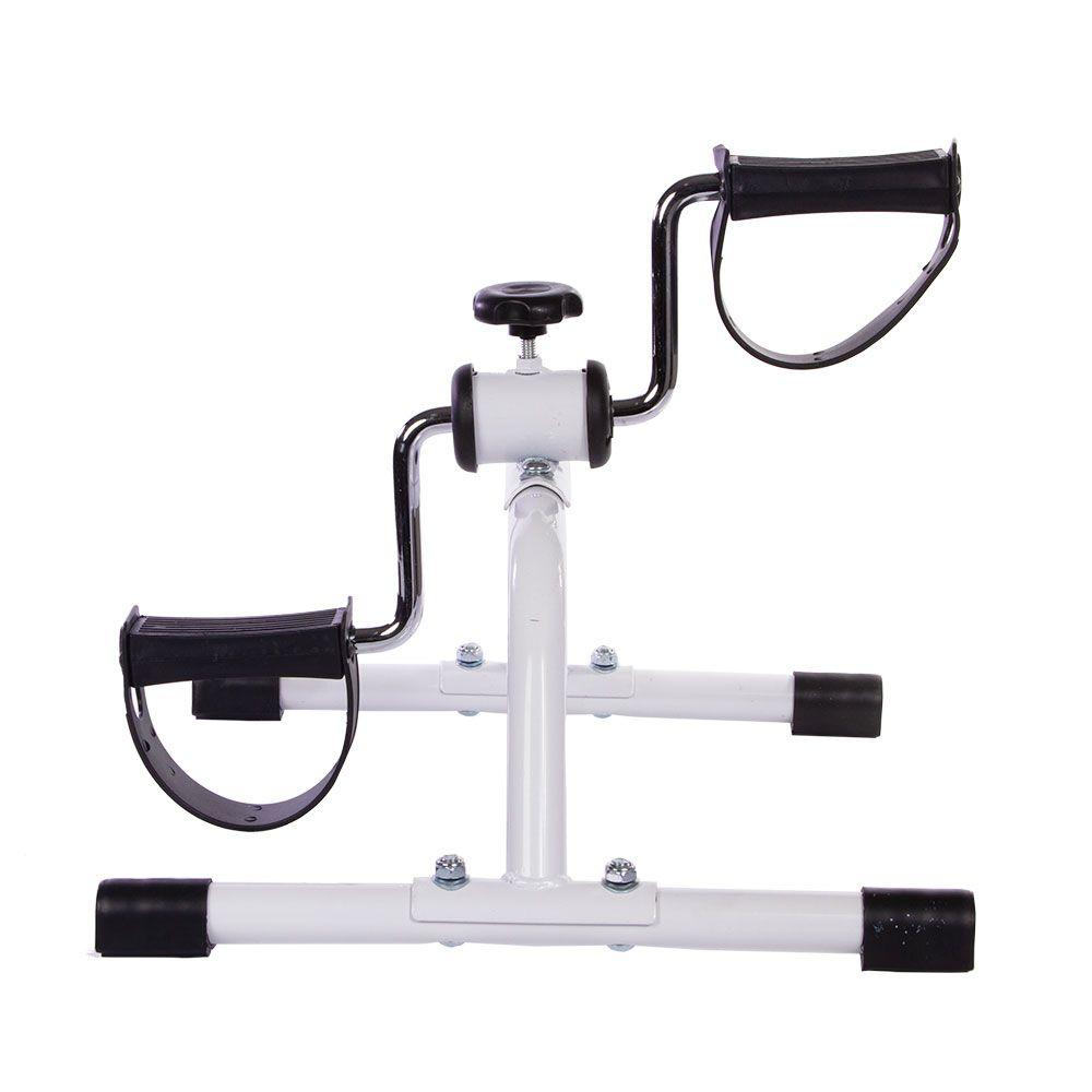 Mini Bike Ergométrica Portátil Exercício Fisioterapia