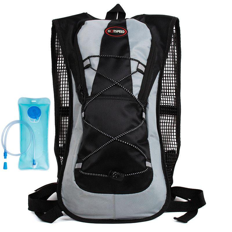 Mochila Hidratação Impermeável com Bolsa de Água 2 litros