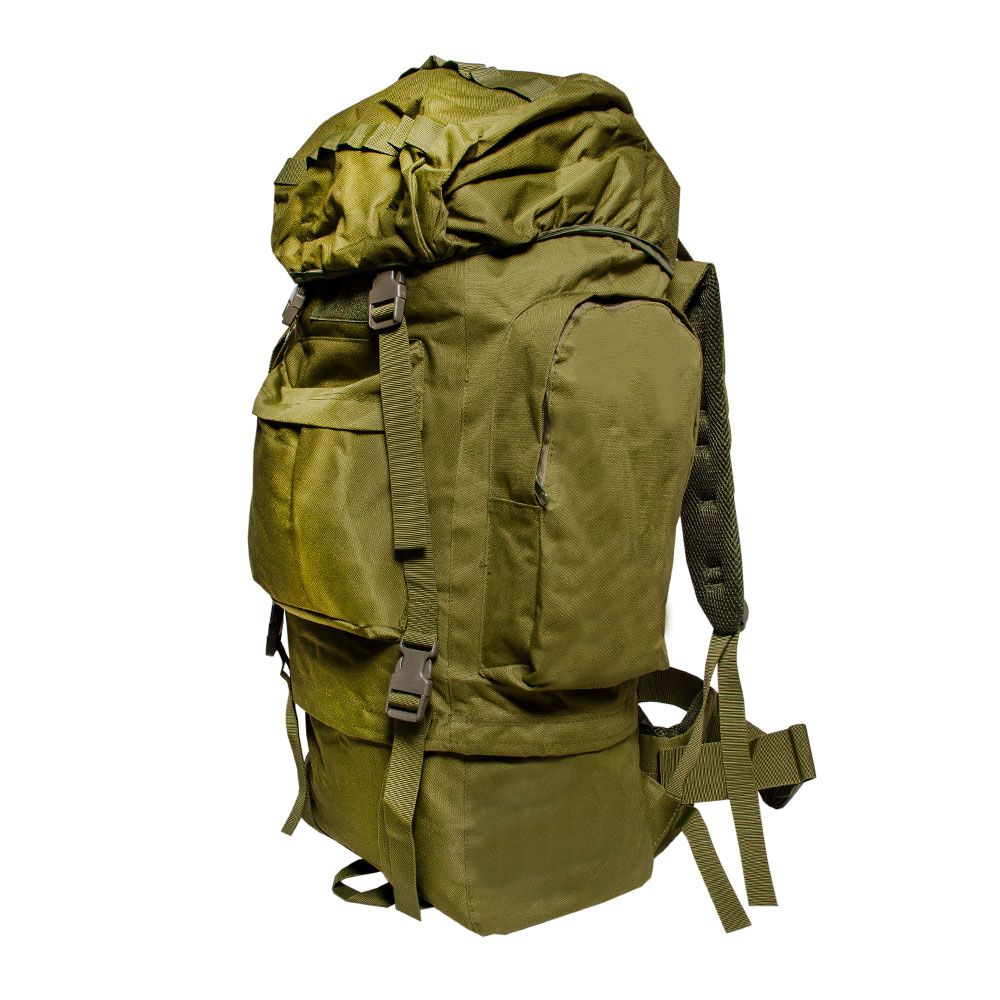 Mochila Militar Tática Camping 75 Litros