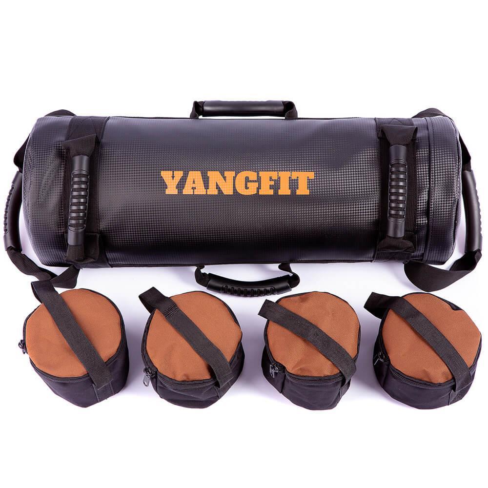 Power Bag 10kg Ajustável Bolsa de Treino Funcional