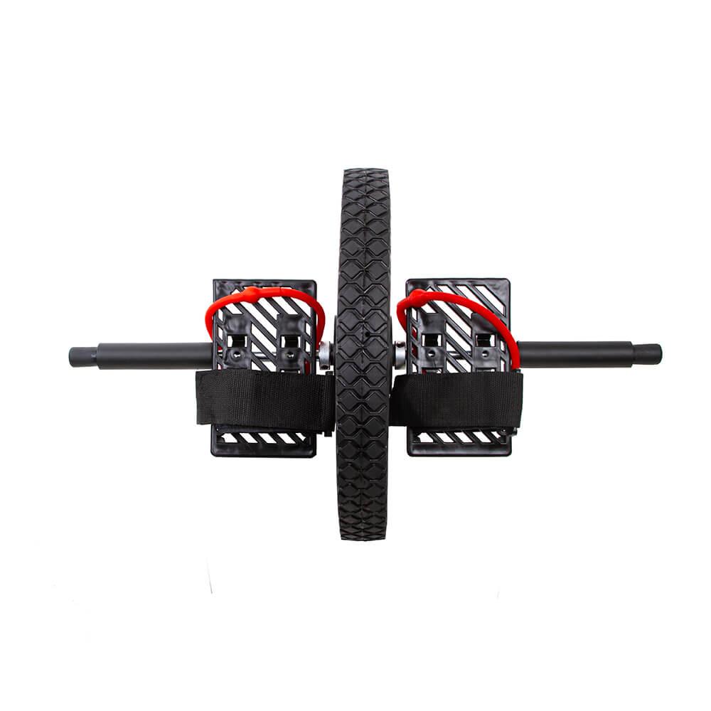 Roda Abdominal Treino Funcional Perna e Braço Core Wheel 36cm