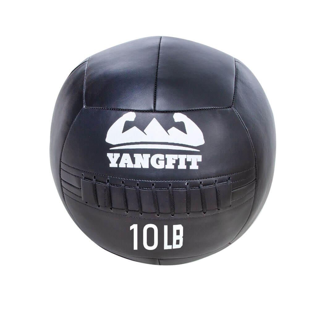 Wall Ball 4kg 10LB Treinamento Funcional e Crossfit